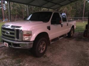 Ford F250, Ford Tractor, Carolina Skiff Boat, Honda 4 Wheeler, Tools & Equipment, Guns, Much, Much More...