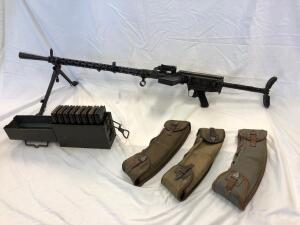 Rare WWI through Korean Conflict Museum Firearms
