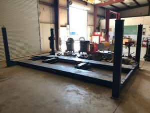 City of Pelham Shop - Automotive Equipment