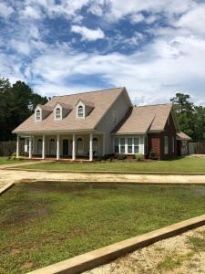 Beautiful Home & 4.8 Acres (+/-), Mobile, AL. Located On Perch Creek, Dog River Area