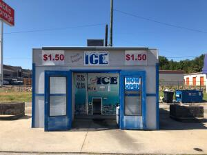 Kooler Ice Machine Stations
