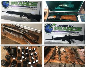 Firearms, Knives and Collectibles Auction