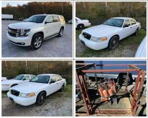 City of Alabaster and Shelby County Sheriffs Dept. Surplus Auction