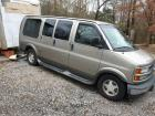 2002 Chev Express R Van - UPDATED INFORMATION