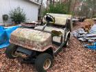 Yamaha Golf Cart - Condition Unknown