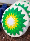 "BP Signs - Aluminum/Plastic Fronts - 36"" diameter"