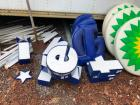 Liberty Sign Letters Plastic/Metal