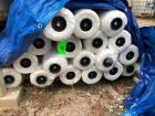 (18) 500 sheet Rolls of Poly - 70# each roll 60 x 70 x .001 Poly