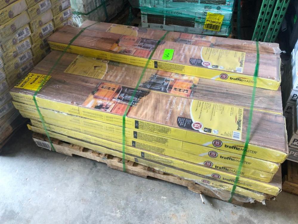 205 664 4300 Cars Trucks Equipment, Trafficmaster Laminate Flooring