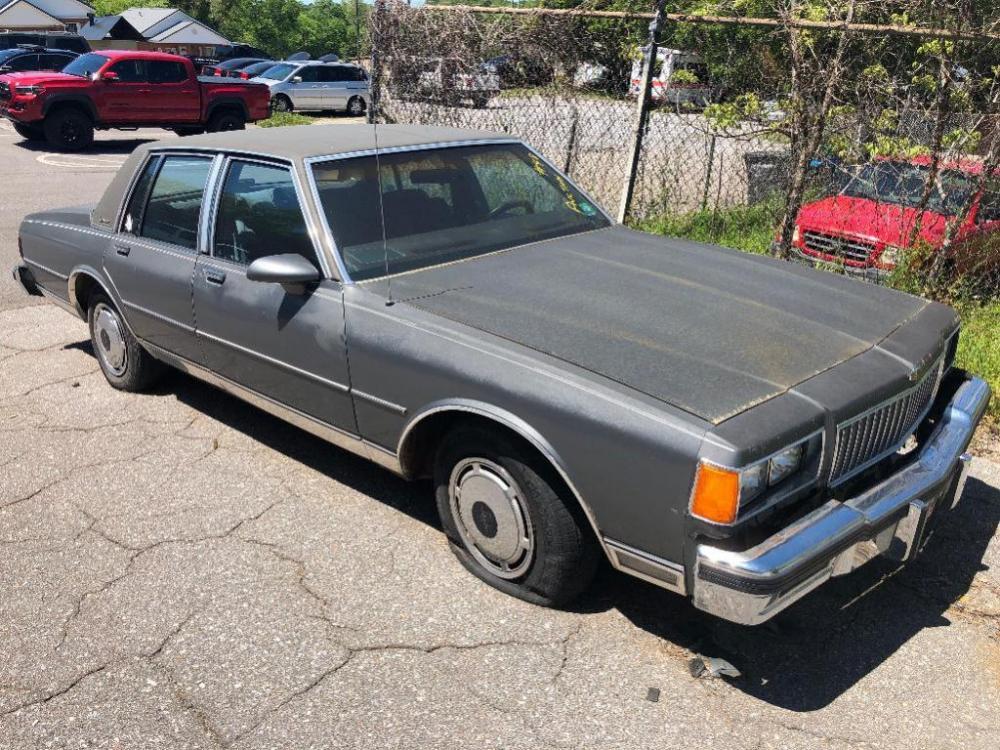 1986 Chevrolet Caprice Classic