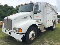 2006 Kenworth T-300 Service Body Truck