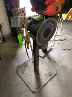 Reliance Electric S2000 Pedestal Grinder