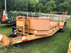2012 Better Built 8 Ton equipment trailer