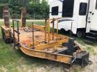 2008 Belshe 6 ton Equipment Trailer