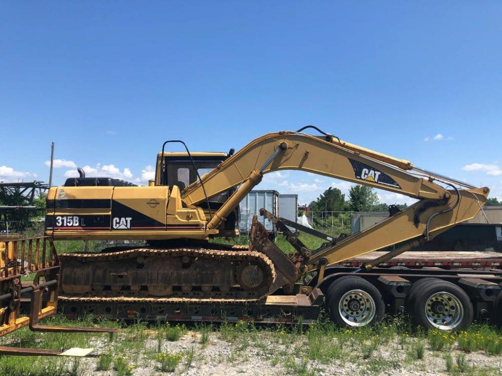 Cat 315BL Hydraulic Excavator
