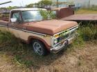 Ford pick up - 1977 Ford F-150 - Selling for parts only - no title