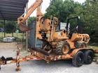 Astec Trencher with Trailer package