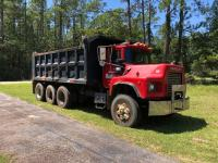 Updated Information! 1999 Mack Tri-Axle Dump Truck - Click for Video!