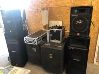 Peavy Sound and Lights System