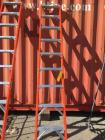 "NEW ""GREENBULL"" 10 FOOT FIBERGLASS LADDER"
