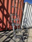 """TRIARC"" SIX FOOT STEEL WAREHOUSE LADDER"