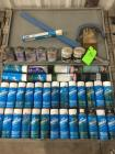 30 OR MORE CANS OF BLOXIDE WELDABLE PRIMER,ANTI-SEIZE,NOZZEL DIP. ETC.
