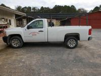 2009 Chevrolet Silverado 1500 2wd Pick Up with Rack