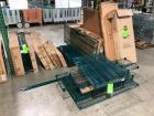 Lot- Assorted Wire Shelving