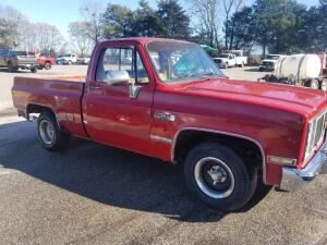 1987 GMC Pick Up