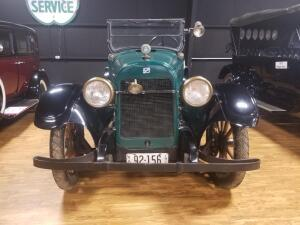 1923 Buick Four Door Touring Car