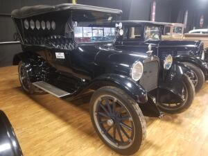 1917 Dodge Brothers Four Door Touring Car