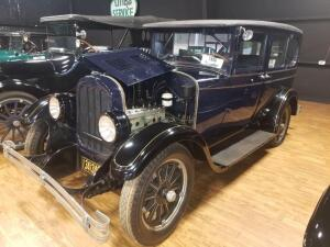 1928 Chandler Four Door Sedan