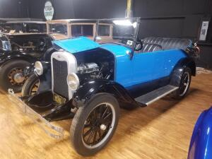 1925 Chevrolet Touring Car