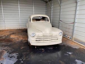 1941 Chevy Project Car