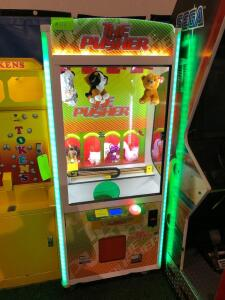 "Megatec by Presas ""The Pusher"" Arcade Game"