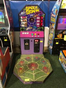 Island Design Spider Stompin Deluxe Arcade Game