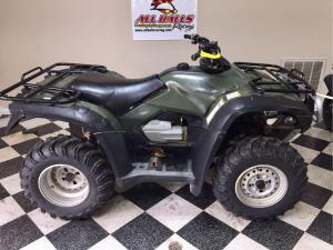 2005 Honda TRX 500 TM ATV