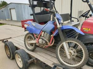 1996 Yamaha TTR250 Dirt Bike