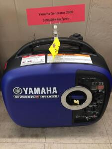 NEW! Yamaha EF200iS V2 Inverter Generator