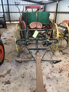 McCormick-Deering Antique Horse Drawn Cultivator