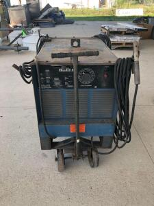 Miller Gold Star 300SS Welding Power Source