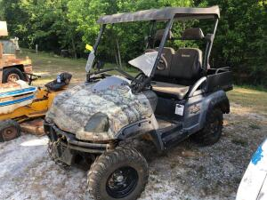 2011 Stealth Nighthawk Electric Golf Cart