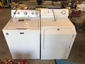 Maytag Washer and Dryer Set