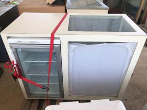 New Display Cabinet with Frigelux Slimlite Cooler
