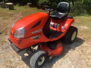 Kubota T2080 Riding Mower