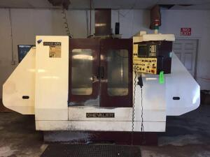 Chevalier 2040 MV CNC Vertical Machining Center