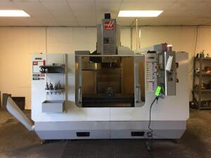 UPDATED INFORMATION 2004 Haas VF3 VMC 40x20x25 CNC Mill