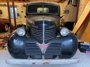 SOLD! 1939 Dodge Truck