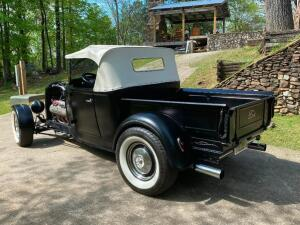 1929 Ford Model A Roadster Pickup with ultra rare ARDUN!