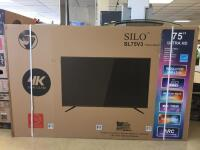 "Silo 75"" Ultra HD 3840 x 2160 Res Television - Model SL75V7"
